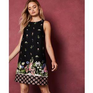 Ted Baker Milaa Florence shift sleeveless dress